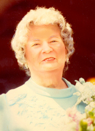 Evelyn Louise Baumgartner 1911-1990