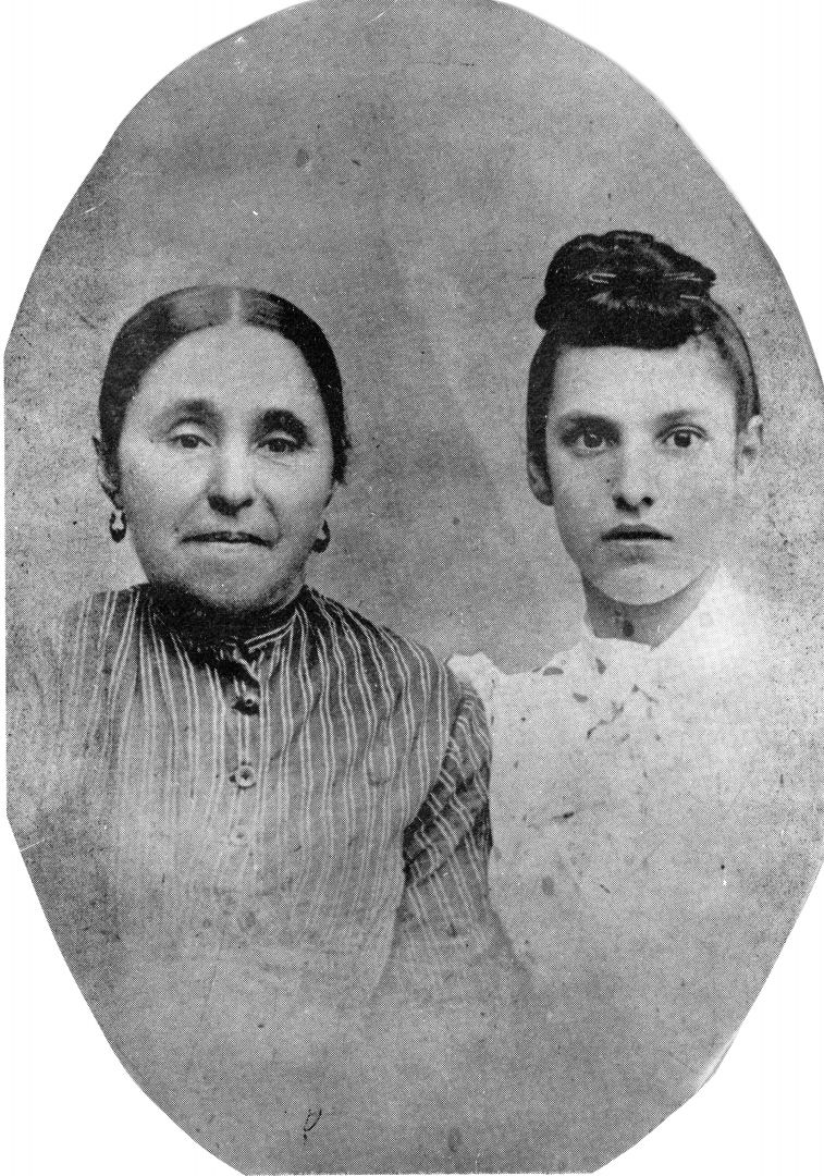 Cleas Bessette and possibly her mother